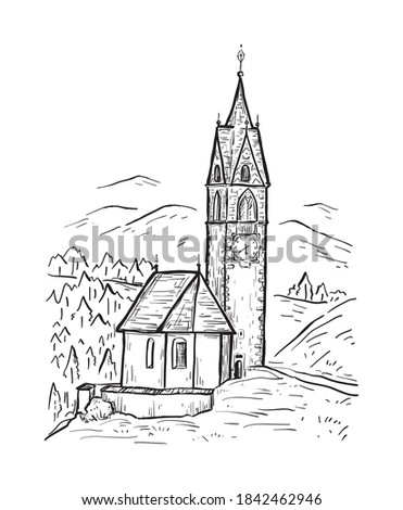 santa barbara chapel in the