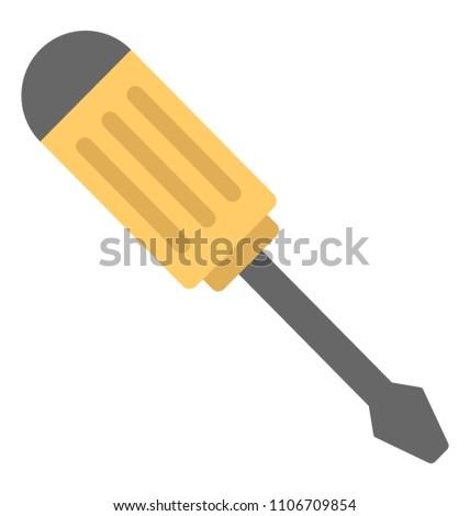 Screwdriver, a maintenance tool