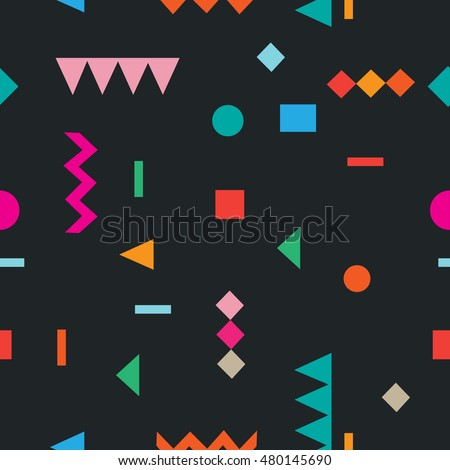 seamless pattern geometric