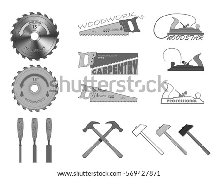 Wood Working Icons Download Free Vector Art Stock Graphics Images