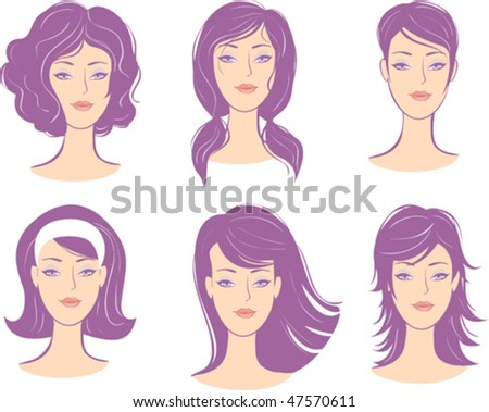 Round Face Hairstyle Hairstyles Pictures – Women's & Men's Hairstyles In our