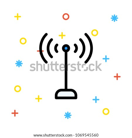 signal tower wireless