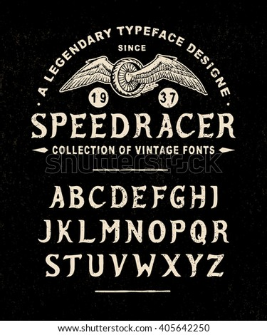 speed racer hand crafted