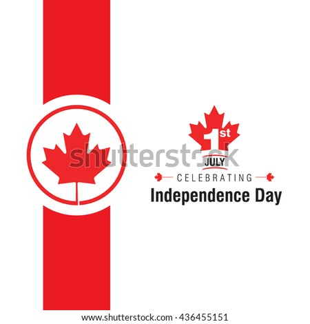 1st of july canada independence