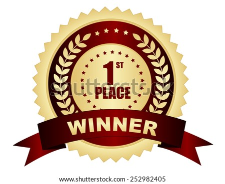 1st place ribbon template – 1st Place Certificate Template