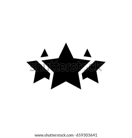 3 stars icon
