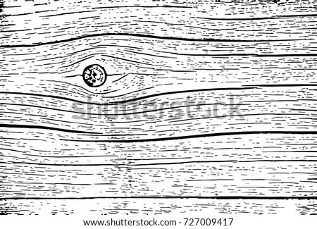 Structure of cracks of wood  vector background