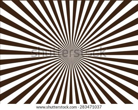 sunburst background pattern