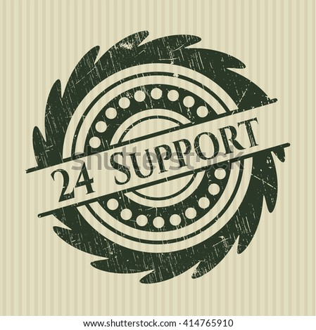 24 Support rubber texture