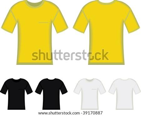 t-shirt - Shutterstock ID 39170887