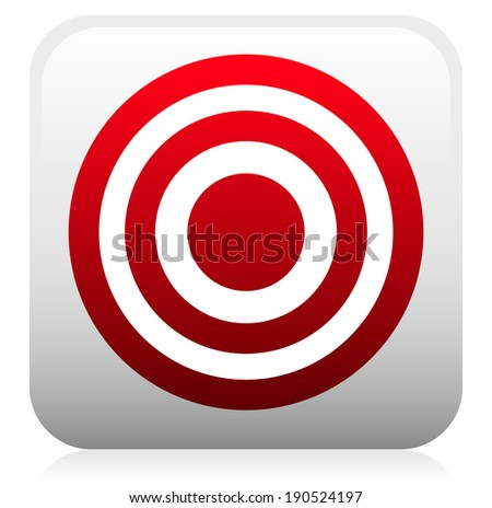 Aim Target Logo Target Aim Success Goal