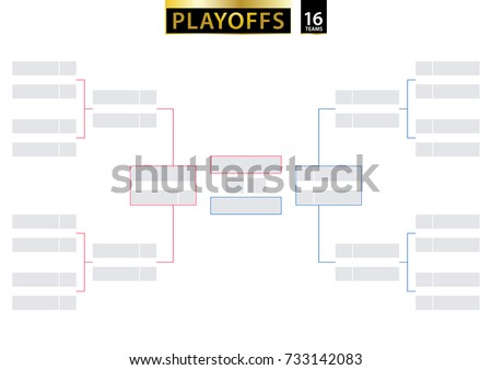 Football Tournament Bracket Vector - Download Free Vectors
