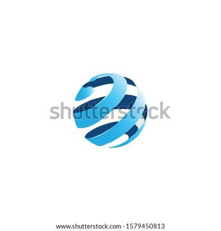 Tech vector logos for your business. Association, Alliance, Unity, Team Work.