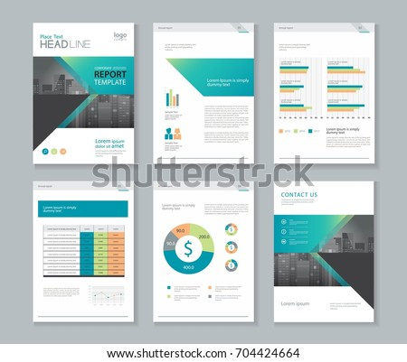 Company Profile Template Vectors - Download Free Vector Art, Stock ...