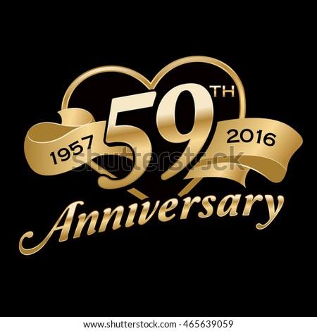 59th anniversary