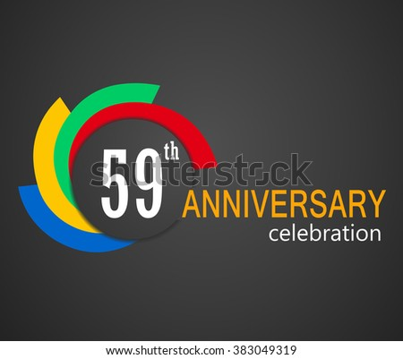 59th anniversary celebration