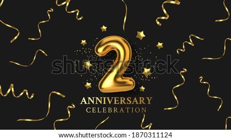 2th anniversary celebration