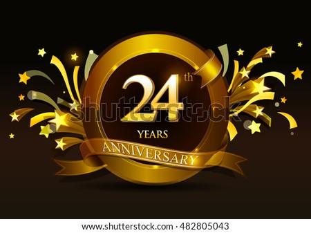 Anniversary vector background download free vector art stock