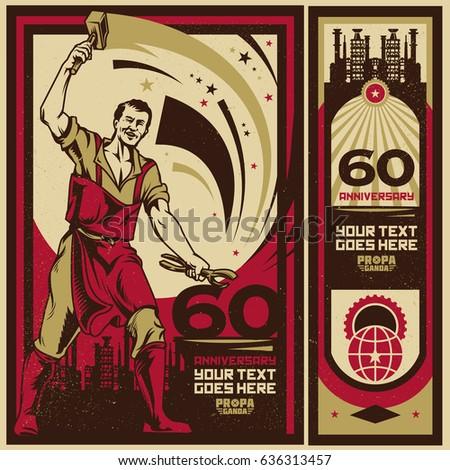 60th celebration vintage...