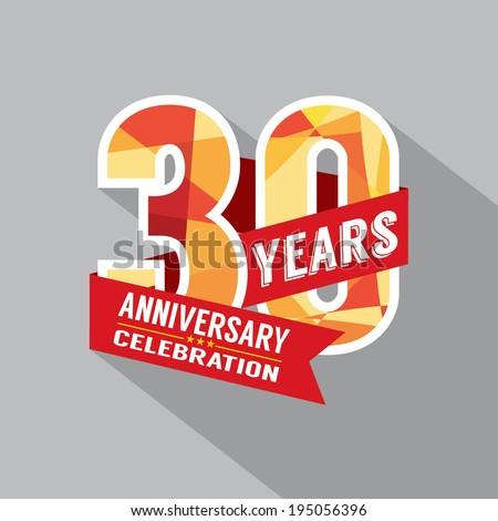 Image 30th Anniversary Logo Design Download