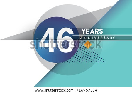 Anniversary vector background download free vector art stock