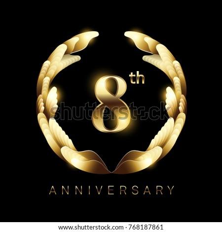 8th years golden anniversary...