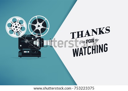 'thanks for watching' title