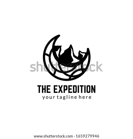 15_the expedition abstract line