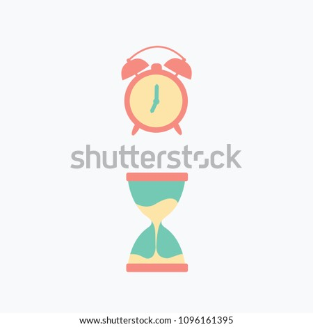 time running out alarm clock