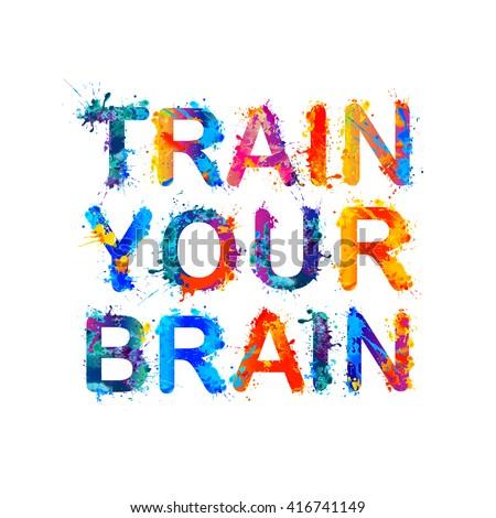 train your brain rainbow