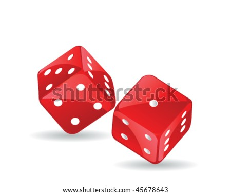 two vector dices