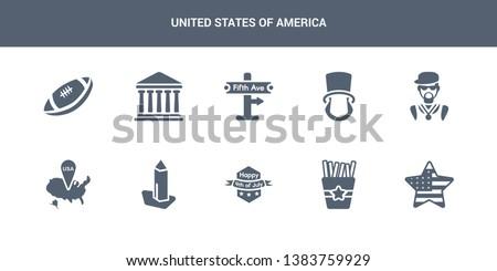 10 united states of america
