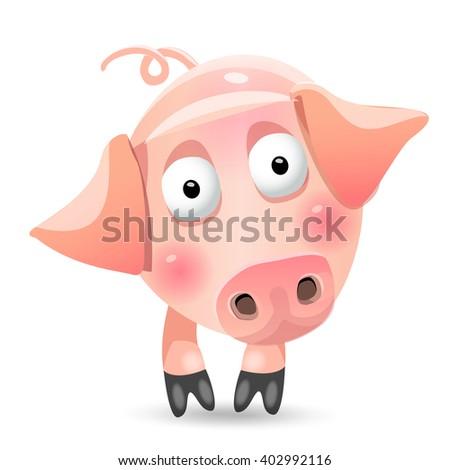 ute cartoon skinny pig game