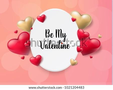 2018 valentine's day background
