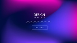 vector background with color transitions from dark blue to hot pink