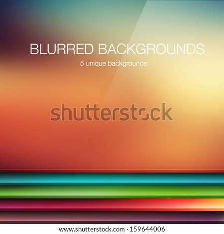 stock-vector--vector-blurred-backgrounds
