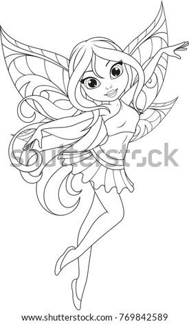 vector illustration  cute