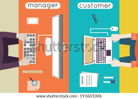 communication and customer relationship management
