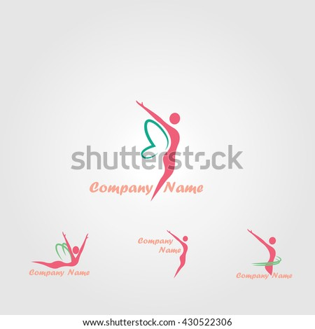 vector logo for spa  beauty