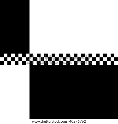 (Vector) 80s retro '2 Tone' checkerboard design with plenty of copyspace. A Jpg version is also available.