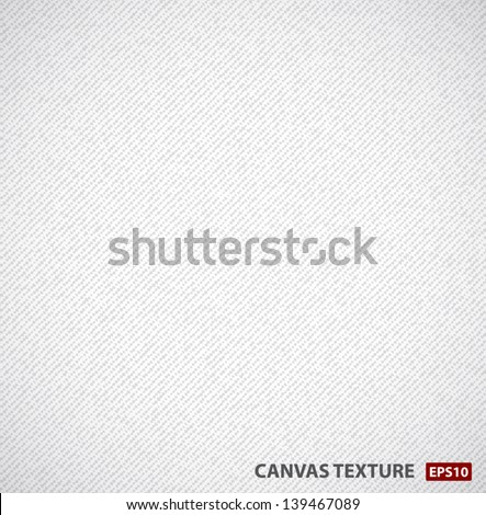 vector white canvas background texture.