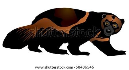 vectors wolverine
