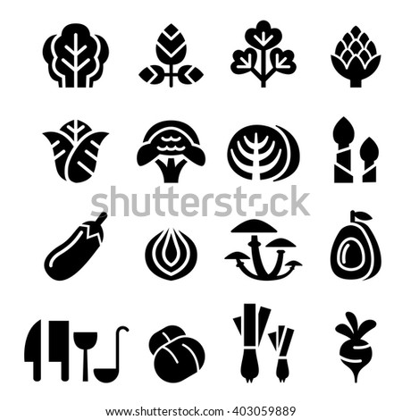 Vegetable icon