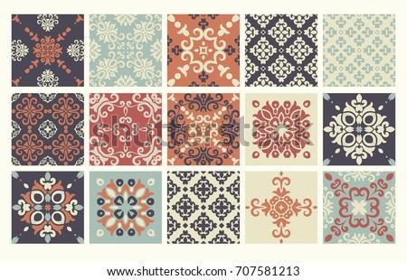 Spanish Ceramic Tile Vectors - Download Free Vector Art, Stock ...