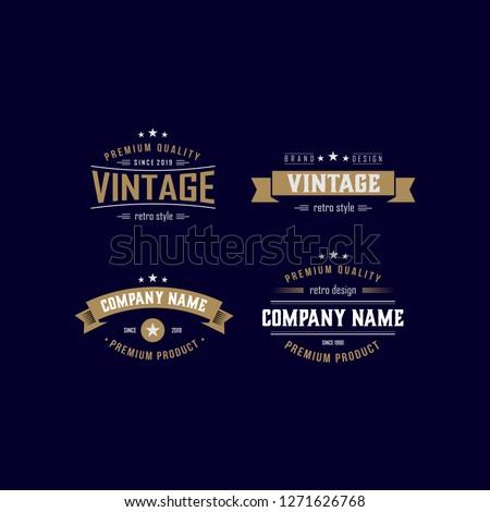 4 Vintage logo