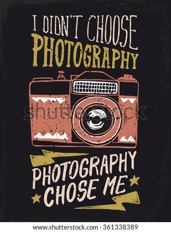 vintage poster or t shirt