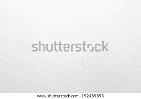 Watercolor paper vector texture #192489893