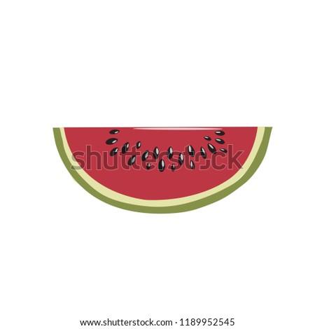 watermelon  , Watermelon blue background , vector,Watermelon Watermelon Background Vector