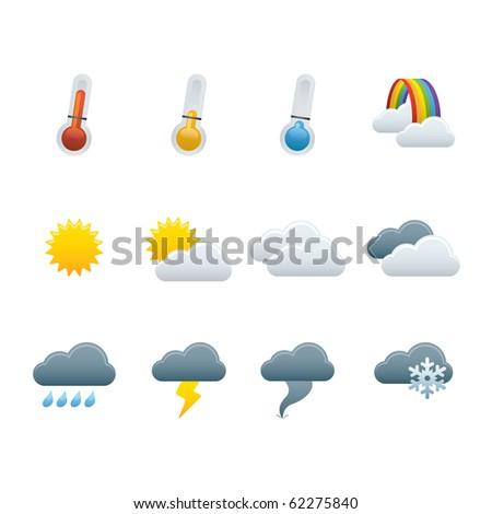 01 Weather Forecast Icons