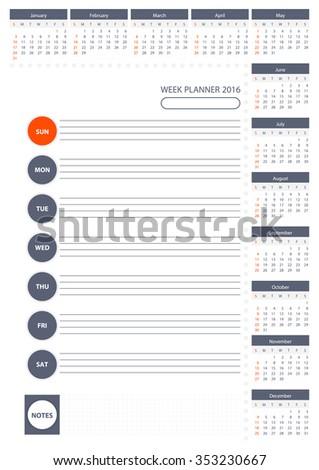stock-vector--week-planner-calendar-poster-vector-template